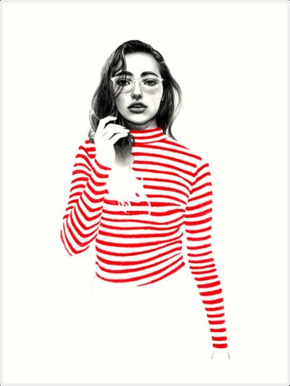 Striped by Christian Zelaya