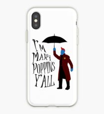 Yandu Poppins IPhone Case