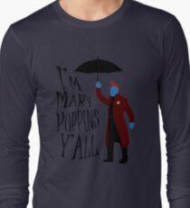 Yandu Poppins Langarmshirt