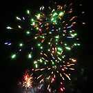 "Fireworks, ""My Bursting Heart"" by MaeBelle"