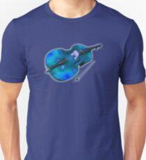Double Bass Stellar Music Unisex T-Shirt