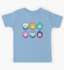 Tamago Chibi Adventure Digital Pets Kids Tee