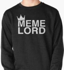 Meme Lord Pullover Sweatshirt
