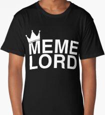 Meme Lord Long T-Shirt