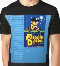 Freddie Dredd - Retro Gaming Cartridge Graphic T-Shirt