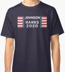 Johnson/Hanks 2020 Classic T-Shirt