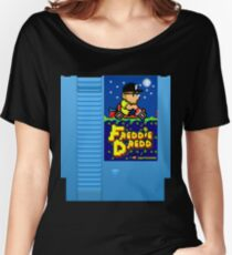 Freddie Dredd - Retro Gaming Cartridge Women's Relaxed Fit T-Shirt