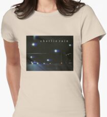streetlights tee Womens Fitted T-Shirt