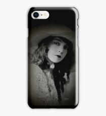 Lillian Gish iPhone Case/Skin