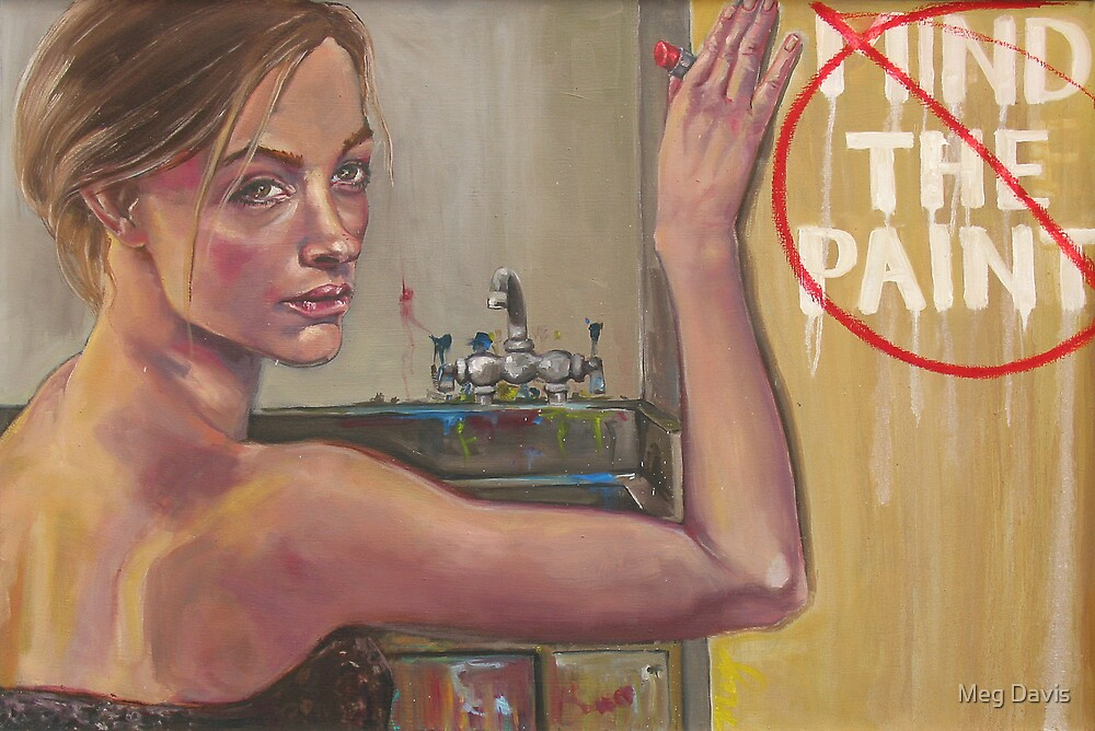 Not On Your Face by Meg Davis