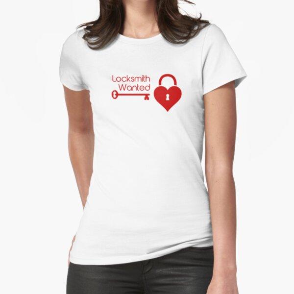 Work Worlds Best Locksmith Mens Unisex T Shirt Gift Love