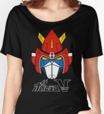 Chōdenji Machine Voltes V Women's Relaxed Fit T-Shirt