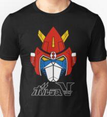 Chōdenji-Maschine Voltes V Slim Fit T-Shirt