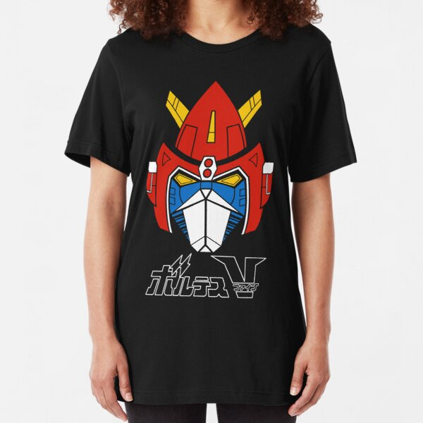 Chōdenji Machine Voltes V Slim Fit T-Shirt