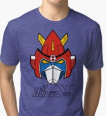 Chōdenji Machine Voltes V Tri-blend T-Shirt