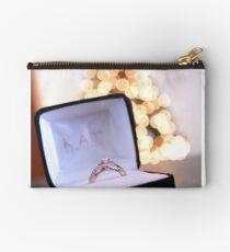 Engagement Ring Studio Pouch