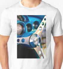 1958 Chevrolet Corvette Steering Wheel Emblem -0120c Unisex T-Shirt