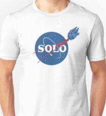 Han Solo NASA Star Wars Geek T-shirt Unisex T-Shirt