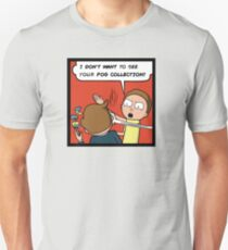 Lawyer Morty Pog Collection - Rick and Morty Shirt Unisex T-Shirt