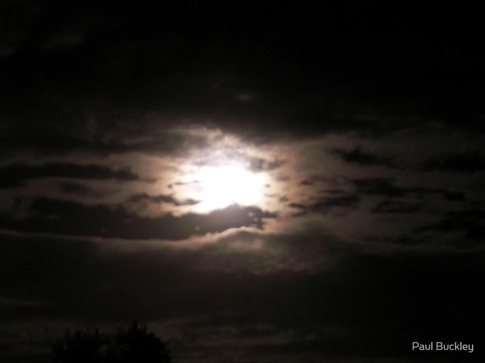Dark side of the moon by Paul Buckley