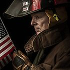 Honoring The Colors by Randy Turnbow