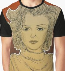 (One And Only - Marilyn Monroe) - yks by ofs珊 Graphic T-Shirt