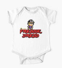 Freddie Dredd - Retro Gaming Logo One Piece - Short Sleeve