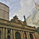 New York City by Tim Yuan