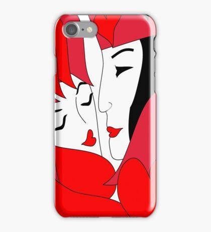 A Perfect  Heart Valentine's  Mix & Match iPhone Case/Skin