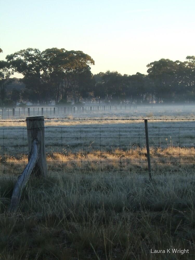 fog by Laura K Wright