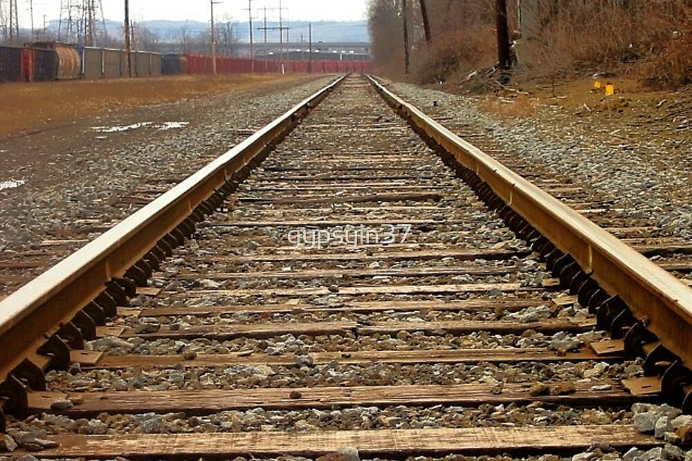 MoTown Train Track by gypsyin37