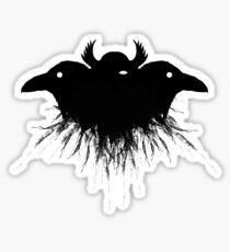 Odin Explosion Sticker