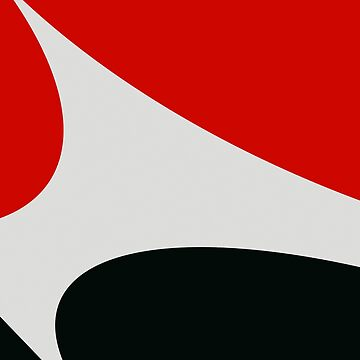 Black, white, red design by RosiLorz