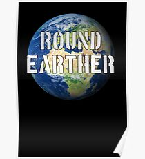 Round Earther Poster
