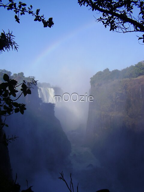 The Glorious Victoria Falls by m00zie