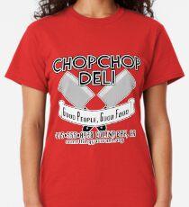 Chop Chop Deli Official T-Shirt (cleaver) Classic T-Shirt