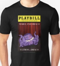 'Maria and Draco' feat. Ultros - Final Fantasy VI Unisex T-Shirt