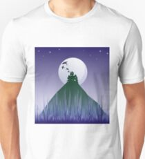 Haunted House On A Hill Unisex T-Shirt