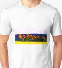 At the Countryside (Westerwald) 24 Unisex T-Shirt