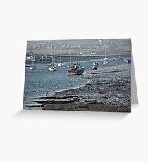 Waters edge  Greeting Card