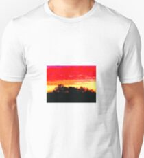 At the Countryside (Westerwald) 30 Unisex T-Shirt