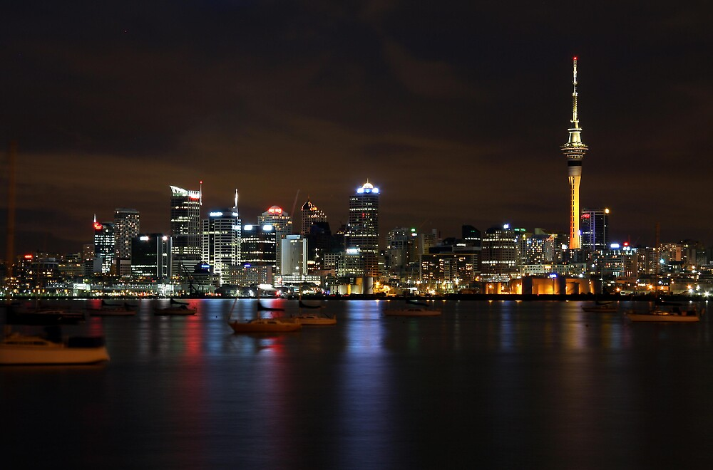 Auckland 2 by spec