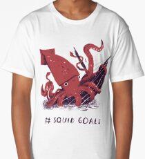 Squid Goals Long T-Shirt