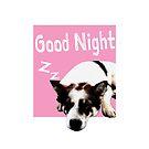 Good Night - Puppy Dreams by Thinglish Lifestyle