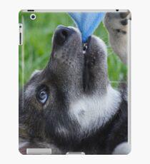 Wolfdog Puppy Play iPad Case/Skin