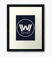 Westworld (2016) TV Series Framed Print