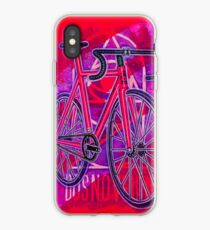 Dosnoventa Houston Flo Pink iPhone-Hülle & Cover
