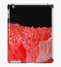 Red grape. II iPad Case/Skin