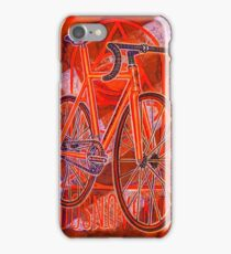 Dosnoventa Houston Flo Orange iPhone Case/Skin