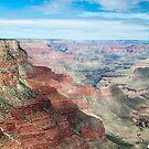 South Rim Grand Canyon Arizona by Caleb Ward